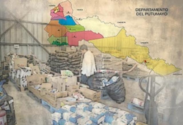 Putumayo también pide programa de suplementos alimenticios