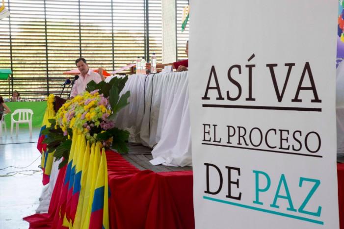 Putumayo y Nariño: integración para la Paz