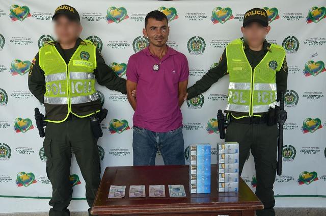 Capturado presunto atracador en Mocoa