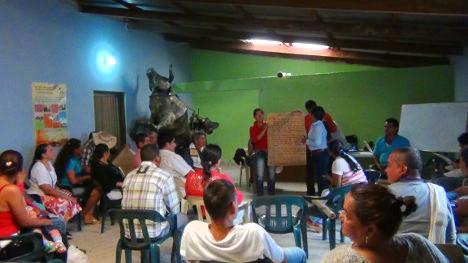 Exitoso preencuentro de mujeres de zonas de reserva campesina, nodo Sur