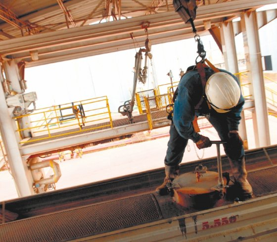 En Putumayo hay nueve contratos con petroleras para la cuenca Caguán-Putumayo, sobre 623.118 hectáreas. / Archivo