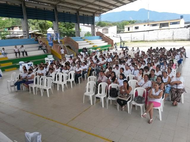 Beneficiarios del Proyecto en Mocoa