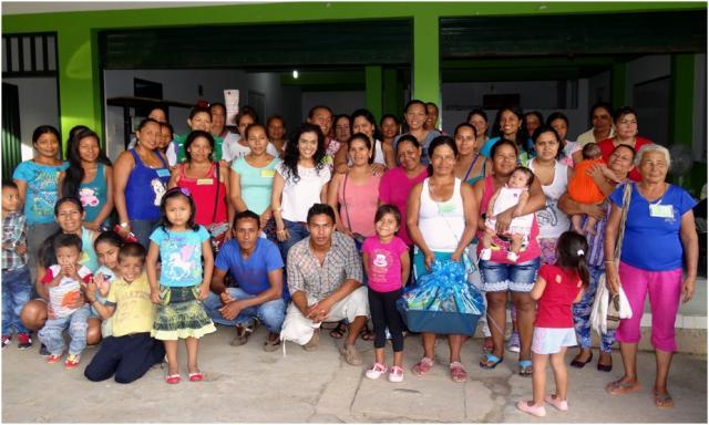 Encuentro Grupal. ICBF Agosto 07 de 2.0015  – Puerto Leguízamo, Putumayo.