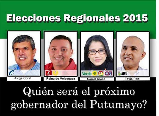 Foto : Facebook - Conexión Putumayo