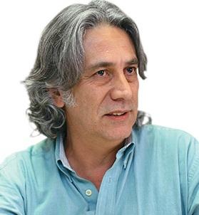 Juan Carlos Ramírez, representante de la Cepal en Colombia, lideró el estudio de competitividad departamental 2015. Foto: Daniel Reina Romero