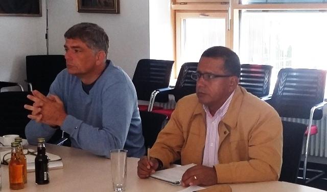 ?ALEXANDER HERNANN ALCALDE DE SCHANDORF AM AMMERSR  ALEXANDER RUBIO - ALCALDE DE PUERTO LEGUÍZAMO