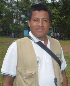 Gobernador Indígena Wilder Pai
