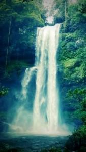 Cascada Hornoyaco