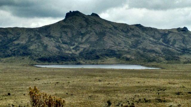 Macizo Colombiano - Laguna de la Magdalena