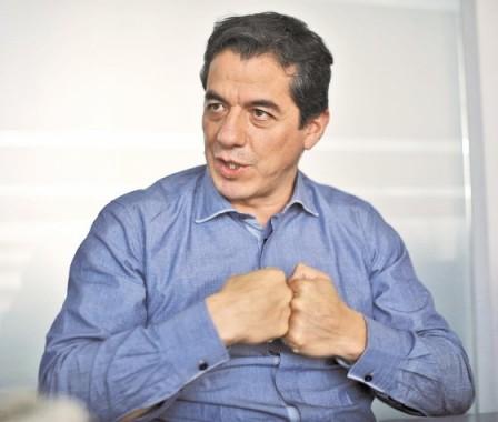 El director de la Unidad de Restitución de Tierras, Ricardo Sabogal. / Archivo - El Espectador