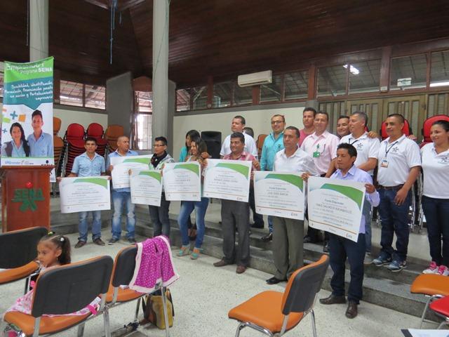 Nuevos emprendimientos que fortalecerán la producción del Putumayo, mediante la aplicación de buenas prácticas ganaderas, piscícolas y turísticas, que generan desarrollo y empleo en la región.