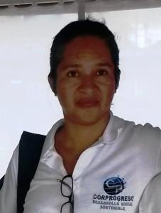 Sandra Martinez - Asesora Mocoa