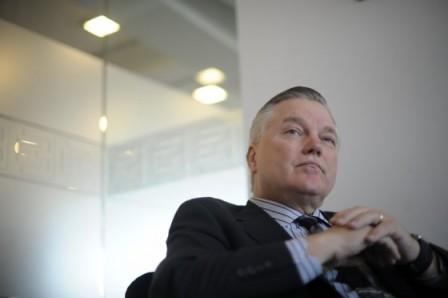 Gary Guidry, presidente & CEO de Gran Tierra Energy. /Cristian Garavito - El Espectador