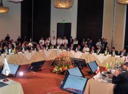 Primera Asamblea de los nuevos Gobernadores del país escogió consejo directivo.  Foto: Archivo particular