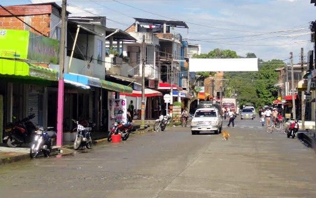 Calle del Comercio - La Hormiga