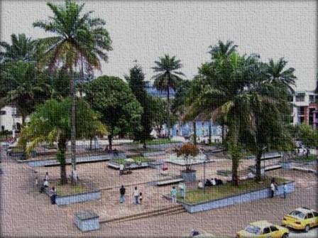 Foto: Parque Central de Mocoa, fuentehttp://es.db-city.com/Colombia--Putumayo--Mocoa