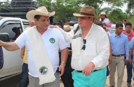 Toño Ramos - Alcalde de Pianmonte / Senador Tato Álvarez