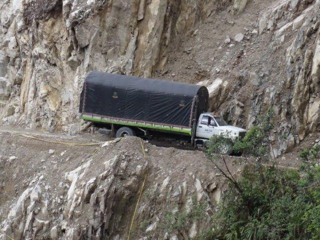 Carretera Mocoa - Pasto, El Mirador, Putumayo. Efraim Omar Revelo - Panoramio