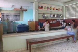 Restaurante de la IE Cándido Leguízamo