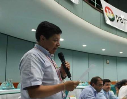 Senador Manuel Enriquez Rosero