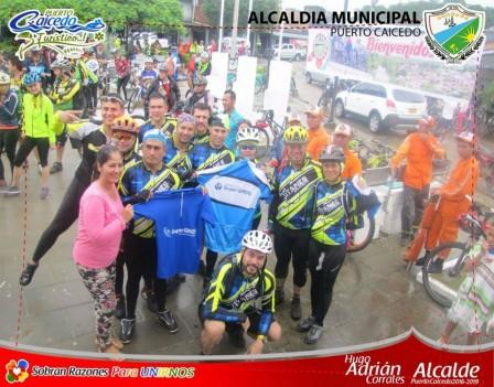 Foto : Alcaldía de Puerto Caicedo