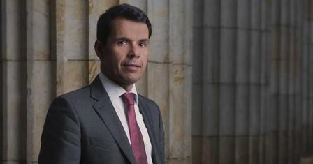 Guillermo Rivera, nuevo viceministro del Interior Foto: Juan Carlos Sierra / SEMANA