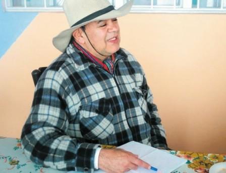 Ricardo Díaz, director de Visionchamanica.com. / Cortesía