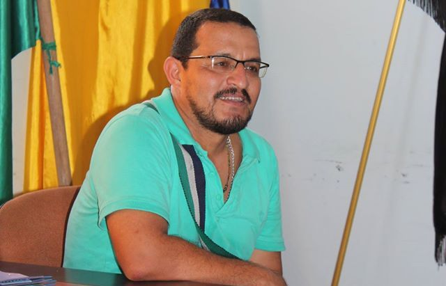 Rodrigo Rivera Ramirez - Alcalde de Puerto Guzmán