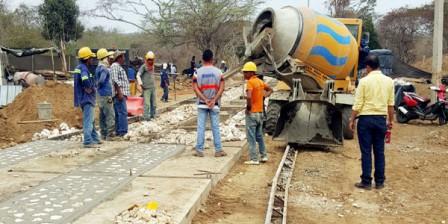 Foto: Archivo particular Invías tendrá $ 233.488 millones para obras en los departamentos de Sucre, Córdoba, Magdalena, Cauca, Putumayo y Chocó.