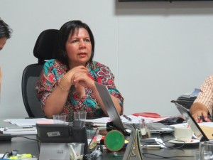 Mireya Castillo Directora ( E ) SENA Putumayo