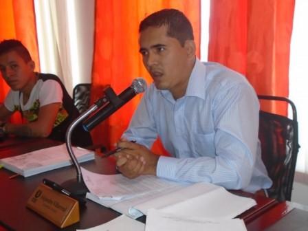 El concejal Alejandro Villareal solicito a las EPS el favor atender al paciente.