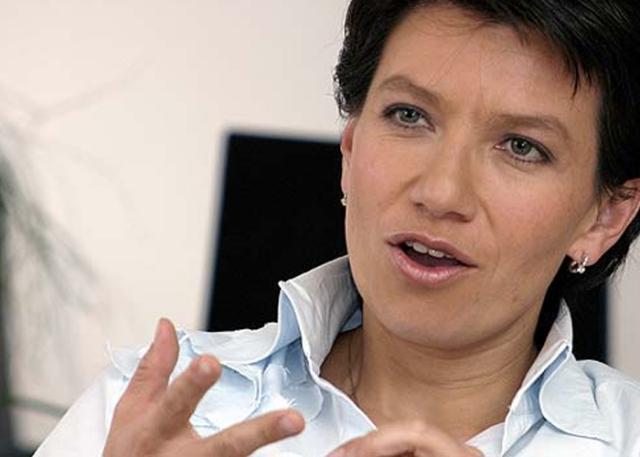 Senadora Claudia López