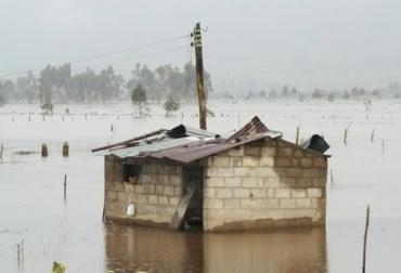 El gremio ganadero de Putumayo gremio está solicitando una ayuda humanitaria para las personas que han quedado damnificadas por cuenta de invierno. Foto: Ruth Mariela Jurado.