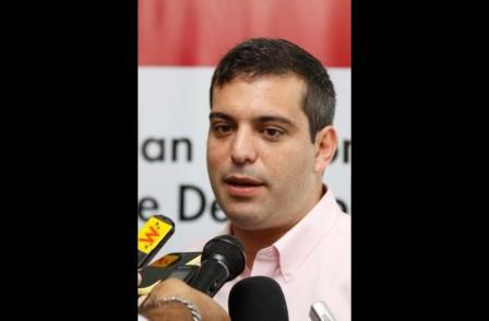 Simón Gaviria, director del DNP. // LORENA HENRÍQUEZ LABORDE