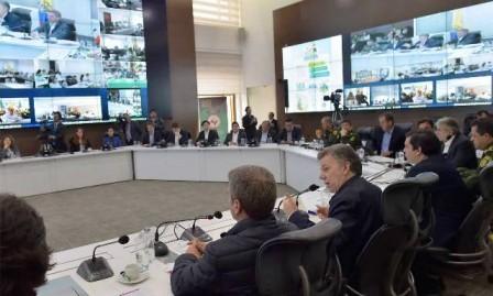 El Jefe del Estado explicó que la Estrategia de Mejores Prácticas de Buen Gobierno fortalecerá la comunicación entre el Gobierno Nacional y los gobiernos locales.