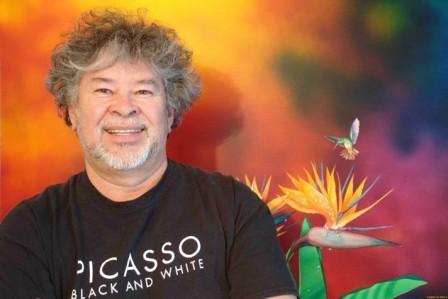 El maestro cartagenero exhibirá este 14 de julio sus obras en varias ciudades del país, antes de que regresen a la Feria Internacional de Arte de Shanghái en China.