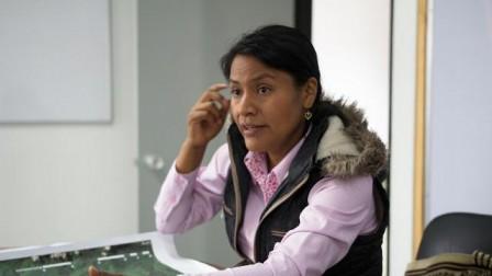 Nidia Becerra ha dedicado buena parte de sus 29 años al activismo ambiental. Alice Driver