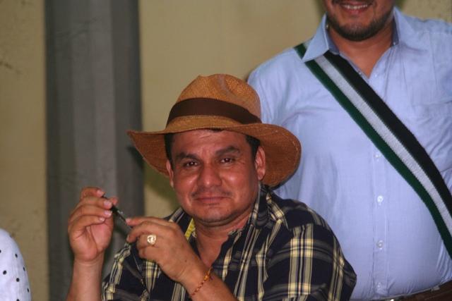 Omar Guevara Franco - Alcalde de Puerto Asís