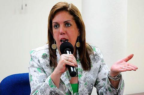 Clara Luz Roldan - Directora Coldeportes