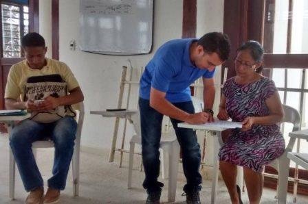 DISTRITO RECONOCE UNA NUEVA ETNIA INDÍGENA DE CARTAGENA   / Fundación por la Educación Multidimensional (FEM)