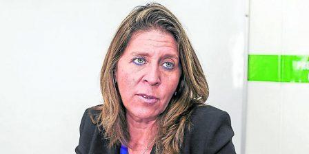 María Victoria Riaño, presidenta de Equión Energía Limited. ARCHIVO PARTICULAR
