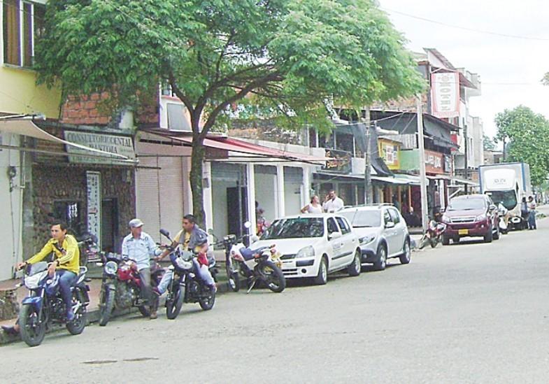 Comerciantes de Valle del Guamuez, Bajo Putumayo, están afectados por los cortes de energía eléctrica.