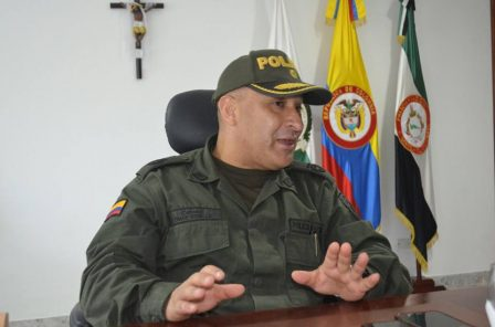 Coronel Omar Bonilla