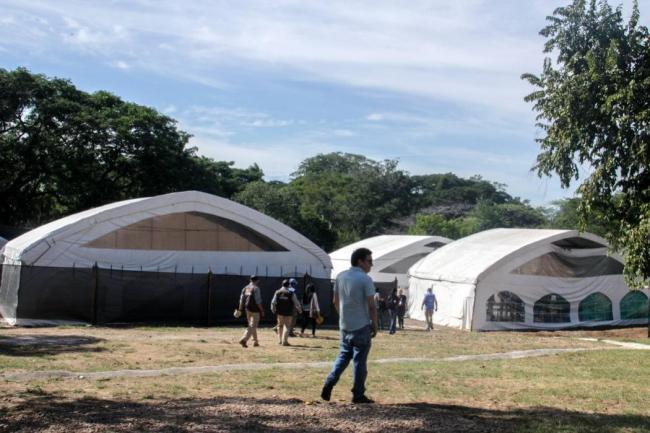 Así se ubicará el ejército en la zona veredal de las Farc en el Putumayo(Foto: Colprensa /VANGUARDIA LIBERAL)