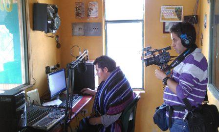 Emisora comunitaria en el Putumayo. FLIP
