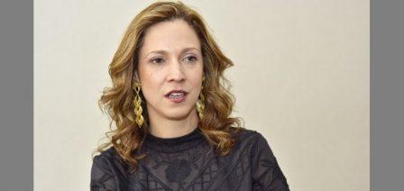ministra de Comercio, Industria y Turismo, María Claudia Lacouture