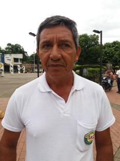 Ramiro Rodríguez  - Taxista