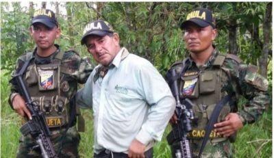 Tras la liberación de Nelson Bermeo las autoridades indicaron que delincuentes se hacen pasar por guerrilleros de las Farc para realizar secuestros extorsivos.