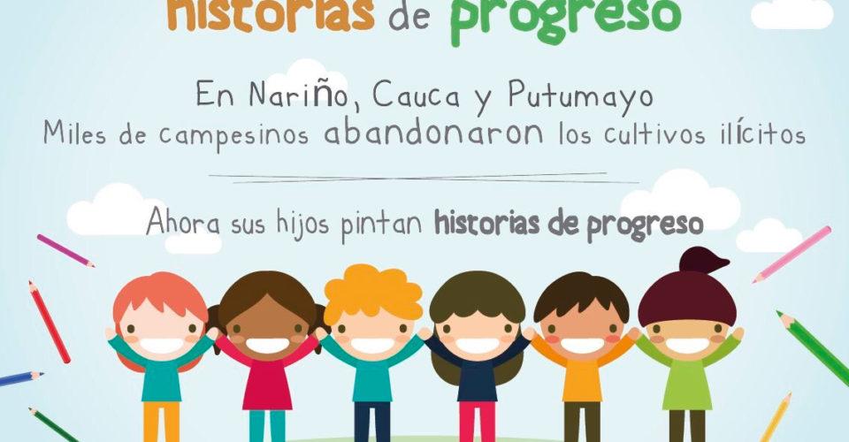 Foto: La imagen de la campaña / Foto de @AgenciaTierras