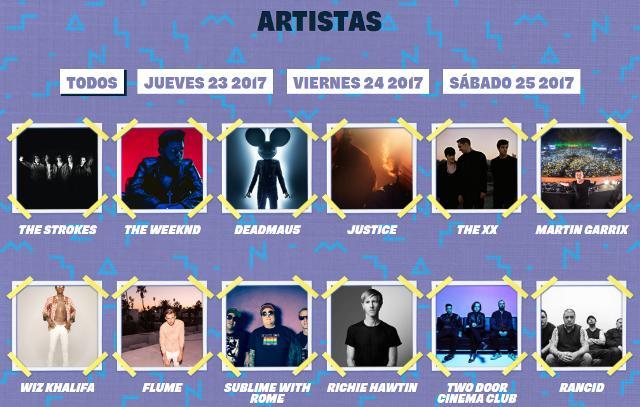 Foto Estéreo Picnic 2017